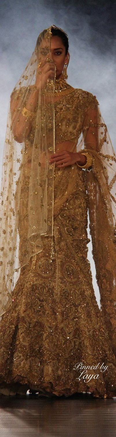 Tarun Tahiliani - loved & pinned by www.omved.com