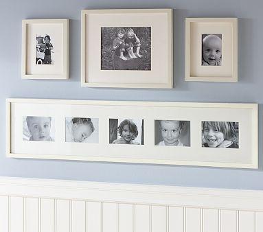 I love the Multi-Photo Gallery Frame on potterybarnkids.com