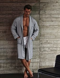 It's All About Gandy—It seems that British model David Gandy really enjoys to tease us with an almost daily release of new images, shot by photographer Mariano Vivanco, included in the advertising campaign of his namesake underwear and sleepwear line, which is exclusively available at Marks & Spencer