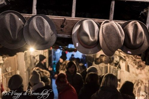 Mercatini di Natale Rango Cappelli