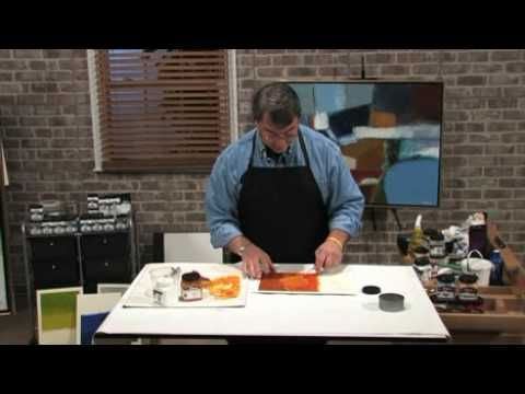 Impasto. If you're an acrylic artist who enjoys painting in thick, textural layers, this free art lesson is for you. Watch as professional abstract artist Joe DiGiuli...