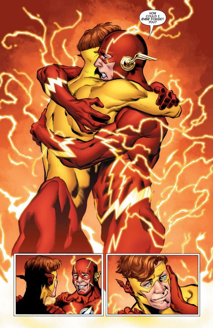 DC UNIVERSE: REBIRTH #1 - Explaining the Two [Spoiler]s   Newsarama.com