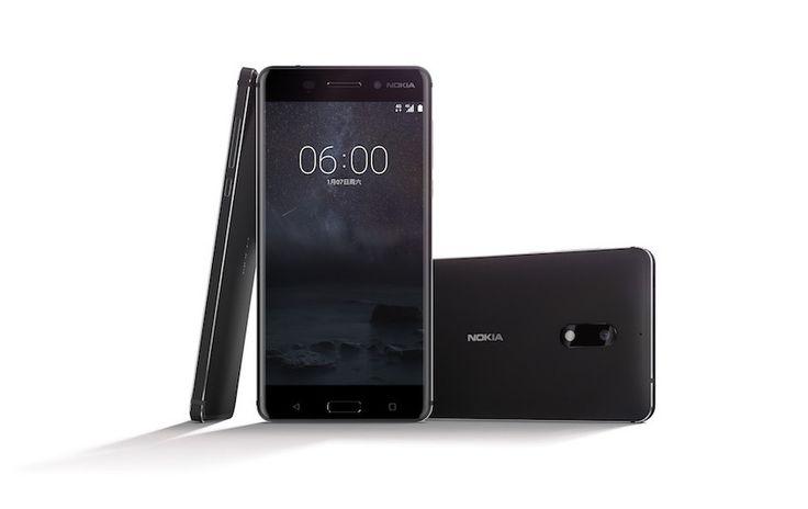 Nokia 6 es el nombre de pila de un de los teléfonos gama alta que ha presentado Nokia de la mano de HMD que se encargó de la fábrica del equipo.