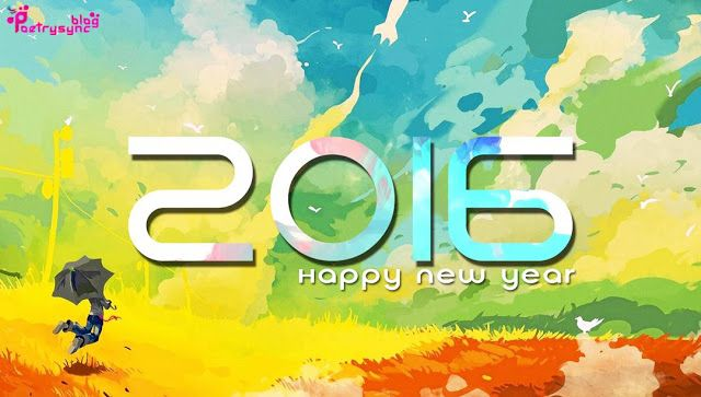 Happy New Year Sayings Quotes 2016 - Wishes Facebook Messages 2