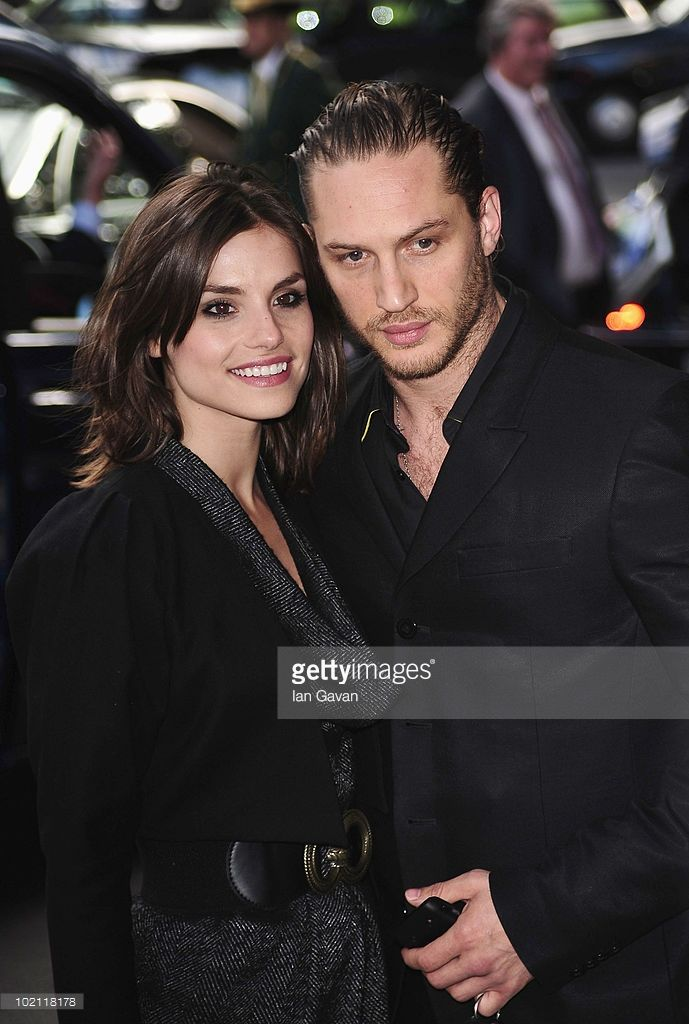 Charlotte Riley and Tom Hardy attend the English National Ballet 60th Anniversary party at the Dorchester Hotel on June 15, 2010 in London, England.