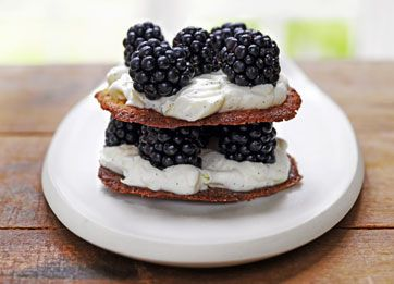 Er superlækker - både som dessert eller bare som lidt sødt til kaffen