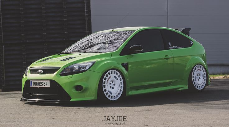 Ford Focus Rs Mk2 Www Jayjoe At