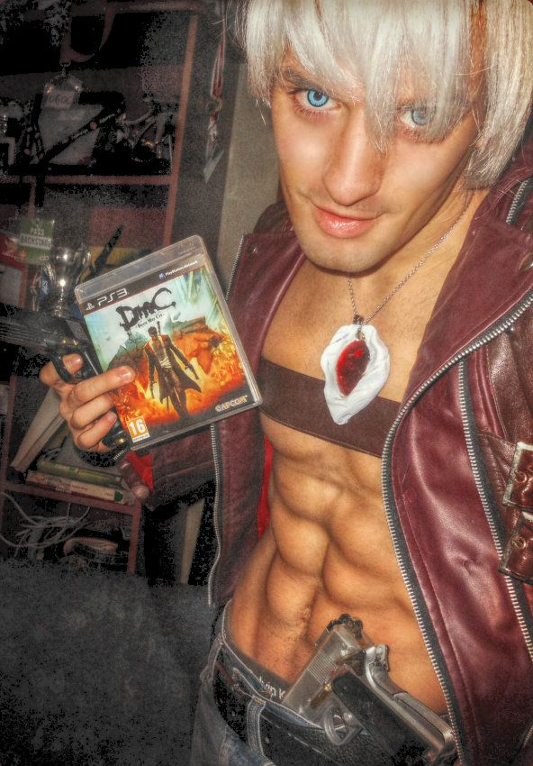 Daily Cosplay-Rock with the new DMC Dante Cosplay | miccostumes.com/blog
