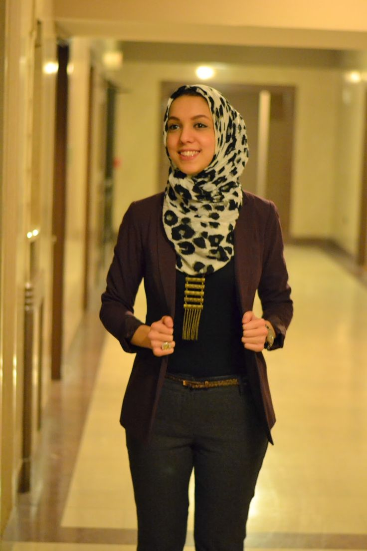 Hani Hulu's work-to-dinner outfit w/ inspiration of beautiful architecture!