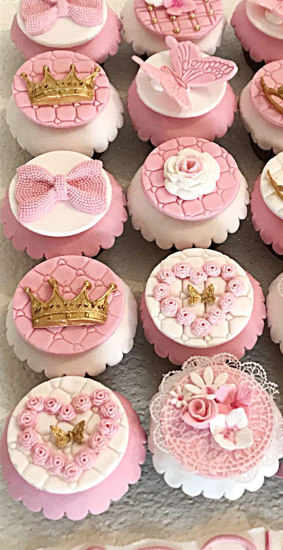 Princess Cupcakes Cupcake Cakes Princess Cupcakes Cupcakes