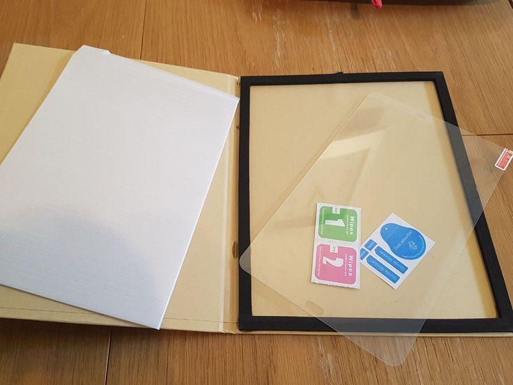 Samsung Galaxy Tab A 10.1 Displayschutzfolie 9H Hartglas Glasfolie 0.25 mm  2.5D [Hohe Transparenz] [Fingerabdruck-frei][Blasenfrei von Yica im Test