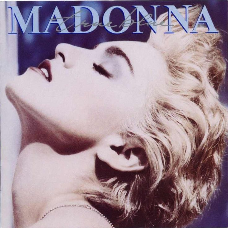 Madonna - True Blue on Limited Edition 180g LP                                                                                                                                                                                 More