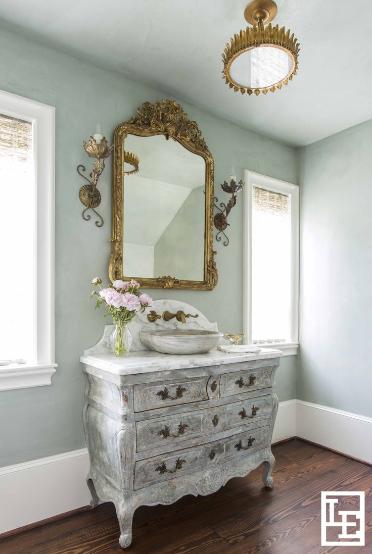 7 Best Powder Room Ideas Images On Pinterest Bathroom Bathrooms  # Timothy Hutton Muebles