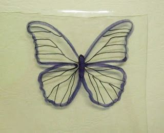 How to Make Nail Oil Polished Butterfly from Plastic Bottles | www.FabArtDIY.com LIKE Us on Facebook ==> https://www.facebook.com/FabArtDIY