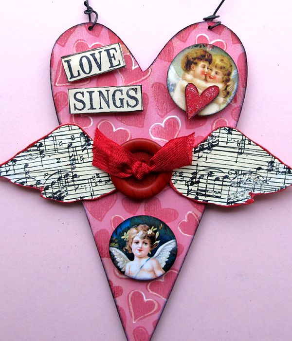 36 best Valentine Hearts, Cards & Tags images on Pinterest ...