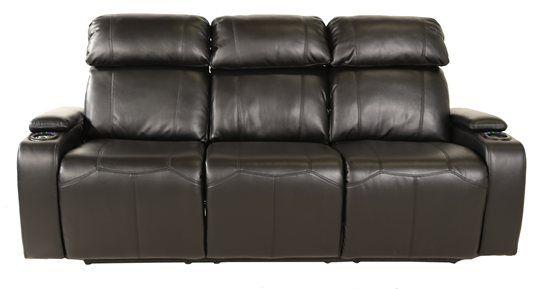 Transformer Black Power Reclining Sofa In 2019 Sofas