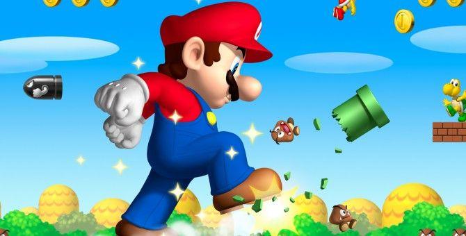 Play Mario Bros 2014