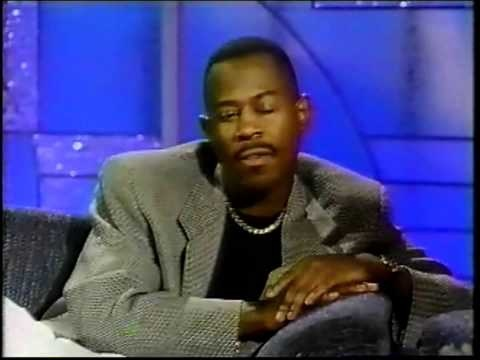 Martin Lawrence on The Arsenio Hall Show 1992
