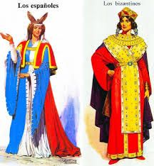 colores llamativos y coronas