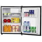 ﹩188.11. Mini Refrigerator Small Compact Stainless Steel Ultra Portable 2.4 Cu Ft Freezer   Features - With Ice Box/Freezer Compartment, Type - Compact Fridge, Color - Silver, Height - 25.1 in., Width - 18.7 in., What It Is. - Mini Refrigerator, What It Is #2. - Small Refrigerator, What It Is #3. - Compact Refrigerator, What It Is #4. - Ultra Compact Refrigerator, What It Is #5. - Small Compact Refrigerator, What It Is #6. - Portable Compact Refrigerator, What It Is #7. - 2.4 Cu Ft Refri