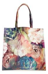 Ted Baker London 'Large Technicolor Bloom Icon' Tote