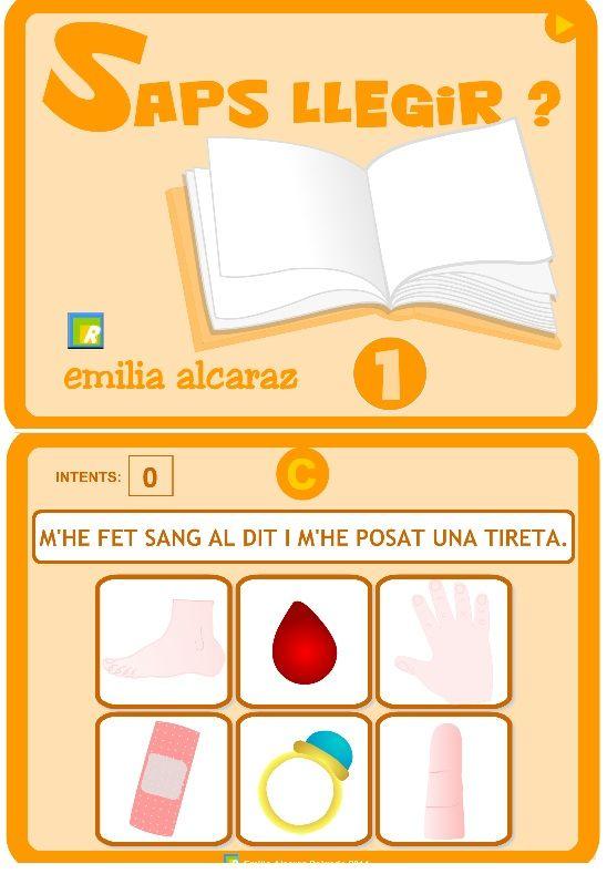 Saps llegir? (PDI)