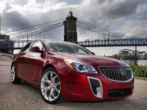 2015 Buick Regal review