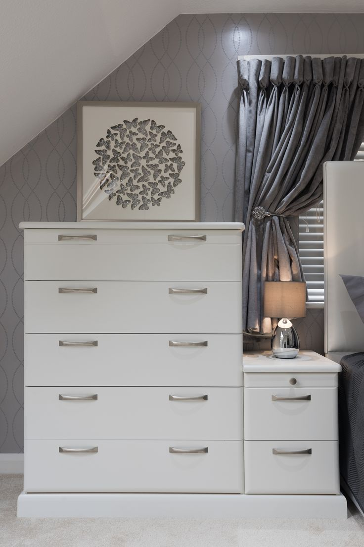 Mirror nightstands contemporary bedroom kimberley seldon design - Best 25 Wardrobe With Dressing Table Ideas On Pinterest Vanity In Closet Dressing Table With Storage And Almirah Designs