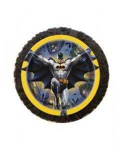 Batman Parti Malzemeleri 3 Boyutlu Pinyata ve Sopası