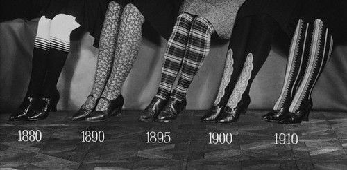 stockings history :P: Stockings Fashion, Leg, Vintage Stockings, Style, Vintage Fashion, Life Magazine, Tights
