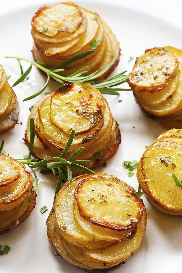 Crispy Potato Stacks (Easy and Fail Proof Recipe) …