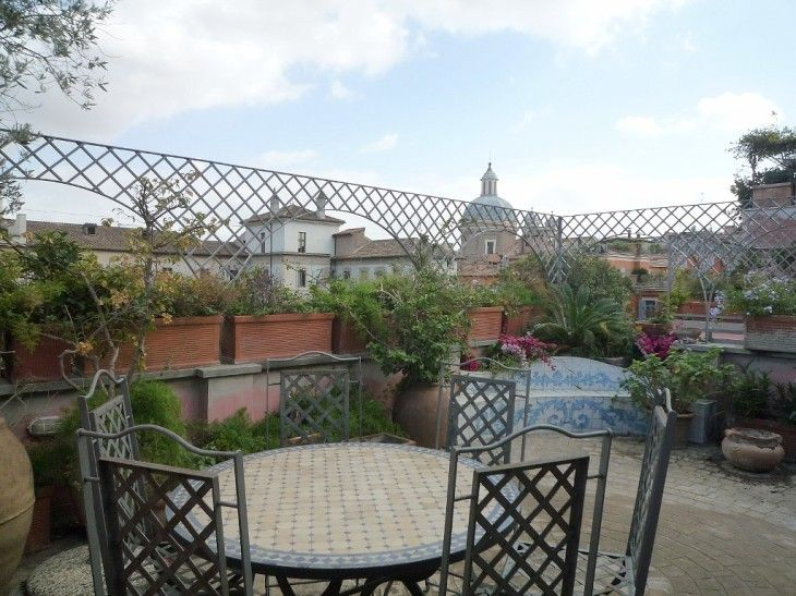 Roof Terrace Apartment 5 - pictures, photos, images