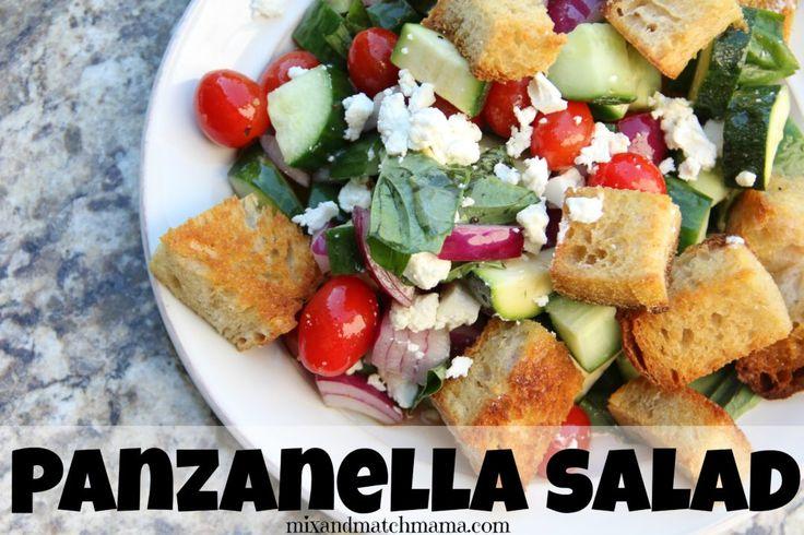 112 Besten Salads Bilder Auf Pinterest Essen, Einfache Rezepte ...