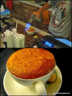 Coffee Creme Brulee | Noah's Barn Coffeenery