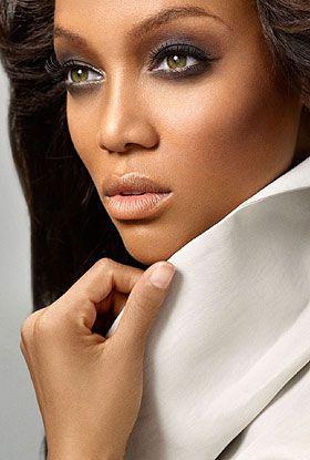 tyra green eyes #mirabellabeauty #green #eyes