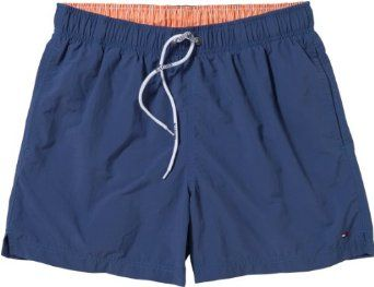Tommy Hilfiger Men's Swimming Trunks 0P87810924 / SOLID SWIM TRUNK Best Price | Swimwear Men