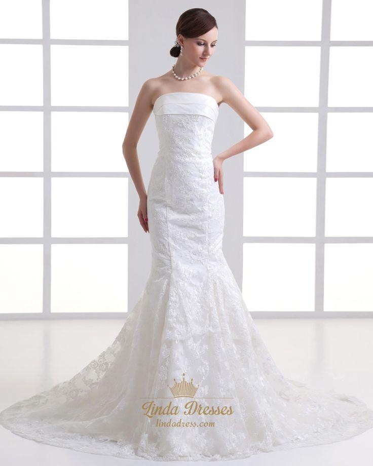 245 besten wedding dresses Bilder auf Pinterest | Hochzeitskleider ...