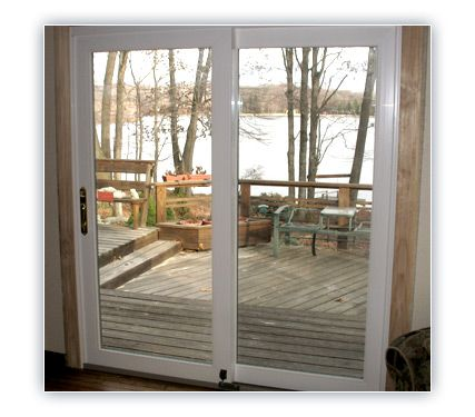 Window Man Offers Sliding Glass Doors. Will Give You More Glass Exposure  For Generous Viewing