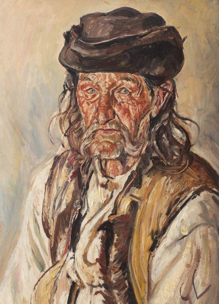 Sbârciogu' (Gheorghe Zegrea, țăran răzeș din Vicovu de Sus)
