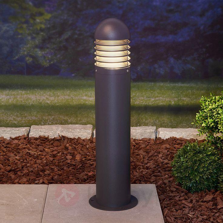 Aluminiowy słupek oświetleniowy Malek, IP54 9616040