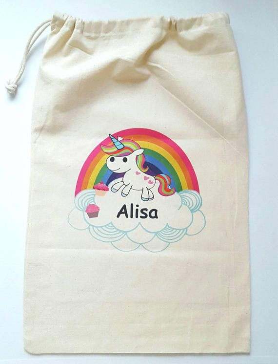Check out this item in my Etsy shop https://www.etsy.com/uk/listing/577086453/personalised-drawstring-cotton-cupcake