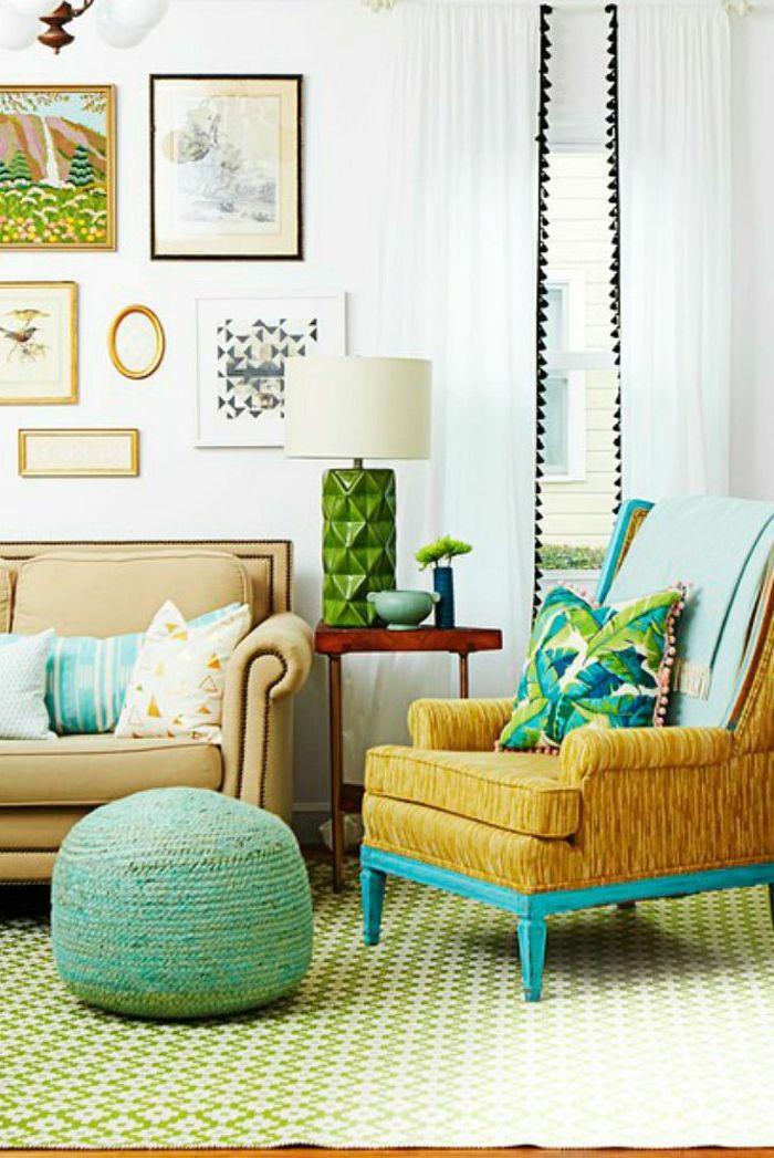 1001 Ideen Fur Wandgestaltung Fur Wohnzimmer Wandgestaltung