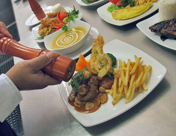 Stunning Moment at Saphir hotel Yogyakarta : Saphir Hotel Foods
