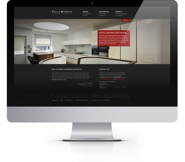 brill & owen website