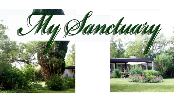 My Sweet Sanctuary Posted on February 22, 2014 by Harrie Appel via www.harrieappel.com