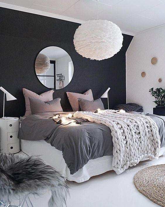 Suspension en plume Eos Umage | Bedroom | Deco chambre, Idée déco ...