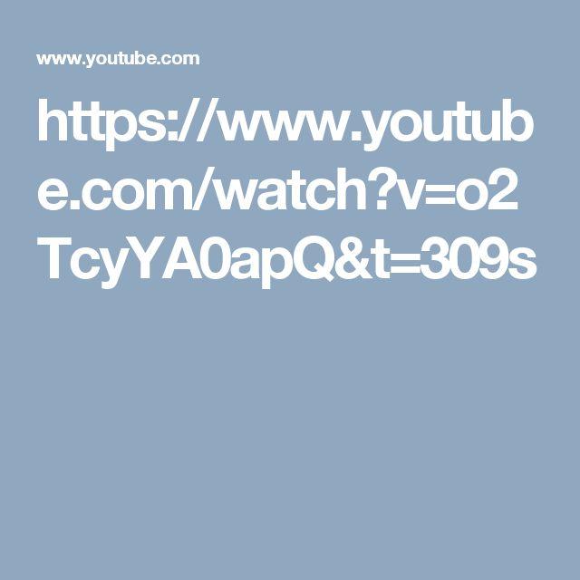 https://www.youtube.com/watch?v=o2TcyYA0apQ&t=309s