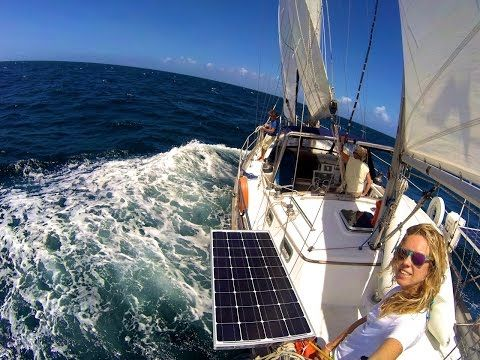 How to Hitch-Sail across the Atlantic Ocean? (&how NOT!) All you need to know! - YouTube