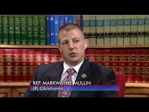 Rep Tom Cole and Rep. Markwayne Mullin, only two enrolled tribal members in Congress