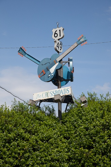 Crying the blues down in the #Mississippi Delta.